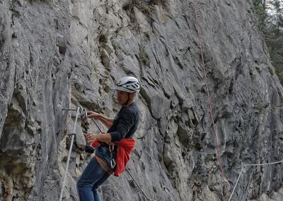 Zammer Klettersteig