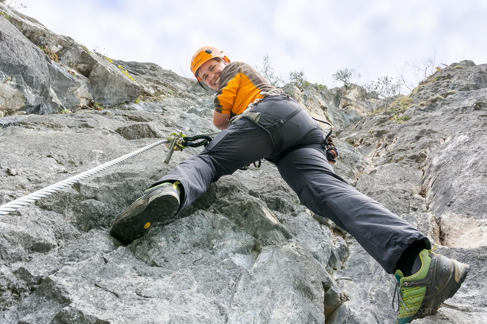 Klettersteig Zams : Galugg klettersteig ein weiterer klettersteige seiten